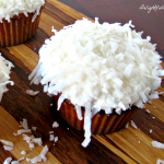 The Ultimate Coconut Cupcake