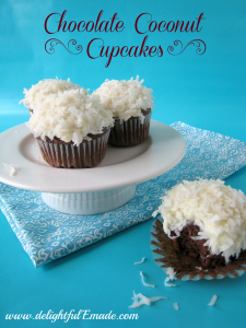 ChocolateCoconutCupcakes