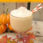 Dreamy Pumpkin Spice Smoothie