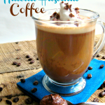 Nutella Hazelnut Coffee