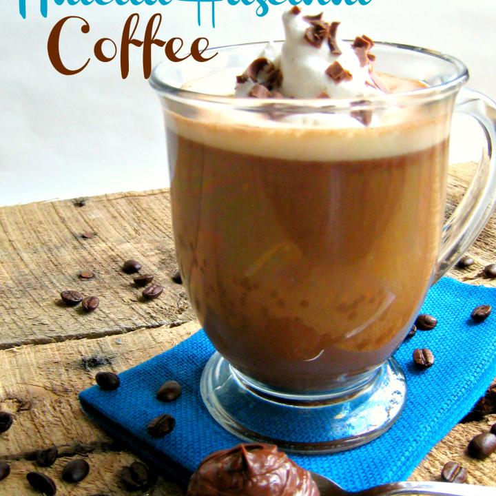 Nutella Hazelnut Coffee