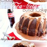 Chocolate Coca Cola Bundt Cake