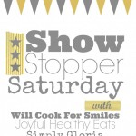 Show Stopper Saturday – I'm Guest Hosting!