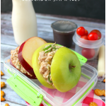 Tuna and Apple Lunchbox Sammies by DelightfulEMade.com