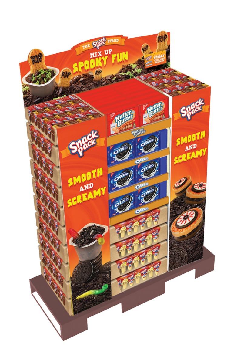 Halloween Dips Appetizers