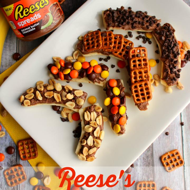 Reese's Banana Snackers