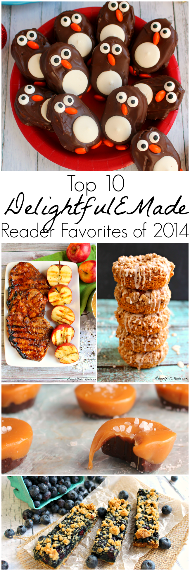 The most popular posts on Delightful E Made! All of the best recipes in one post!