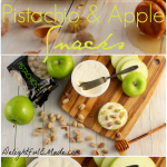 Pistachio & Apple Snacks