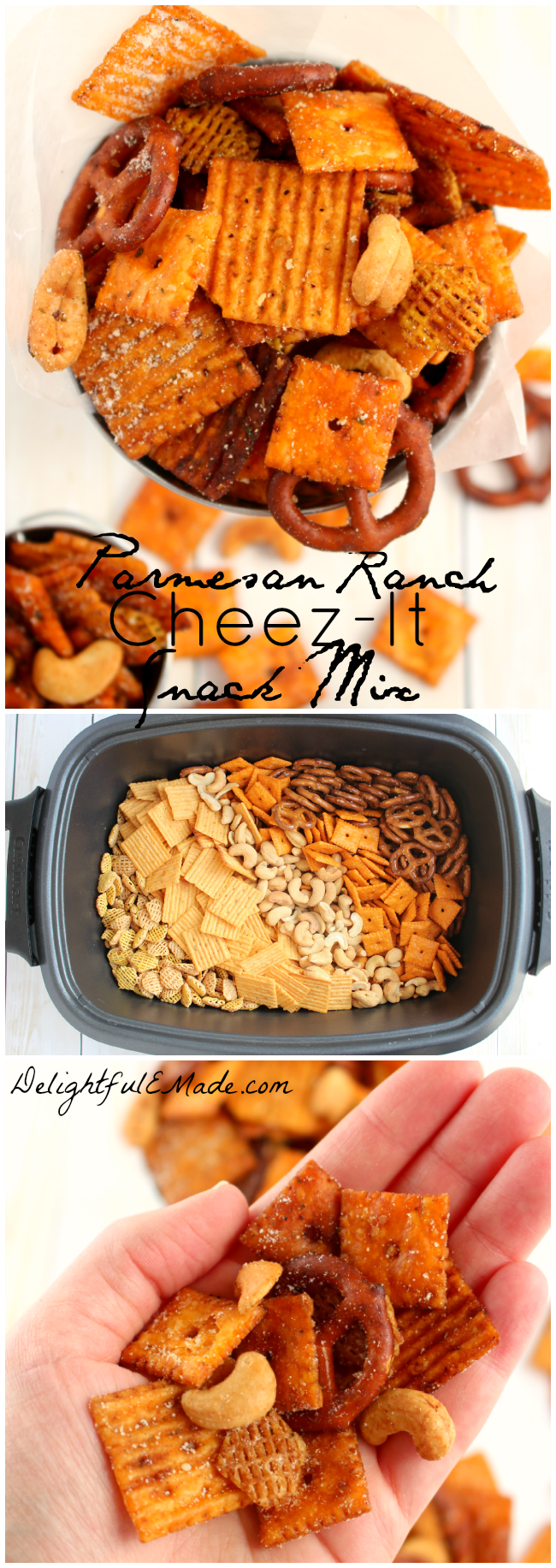 Cheez It Snack Mix Recipe