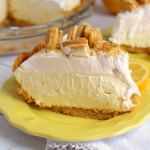 Lemon Oreo Icebox Pie