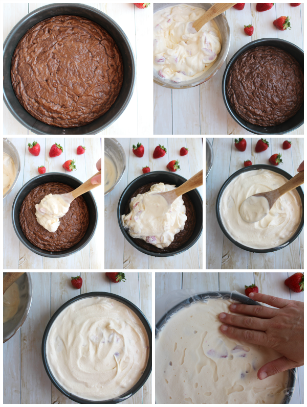 Vanilla, Strawberry And Fudge Ice Cream Dessert Recipes — Dishmaps