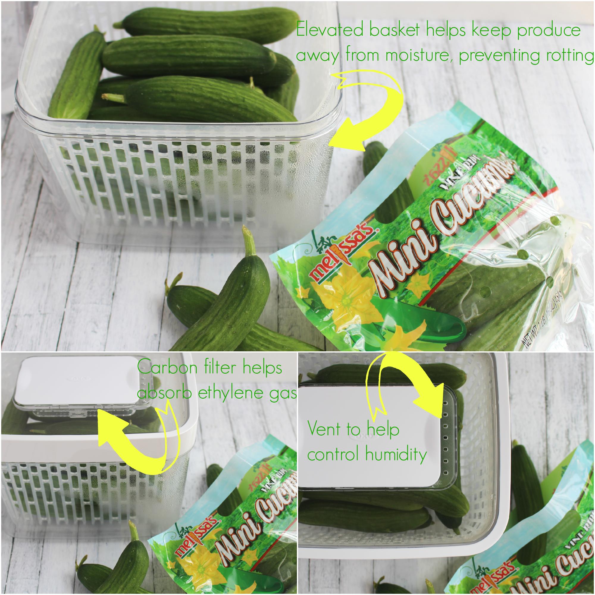 Cucumber Melon Fruit Salad Delightful E Made