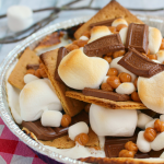 S'mores Nachos – The Perfect Summer Get-Together Dessert