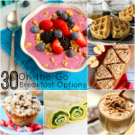 30 On-the-Go Breakfast Options