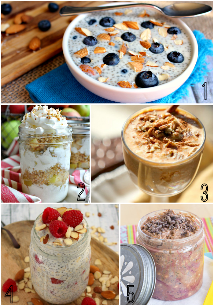 Are mornings busy and rushed at your house?  I've put together 30 quick, easy and delicious breakfast options that are perfect for hectic, rushed mornings when you need to get out the door!