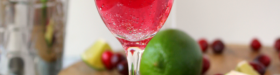 Cranberry and lime flavors come together with tequila for the most amazing holiday cocktail! Perfect for all of your Christmas parties and holiday gatherings, this easy, delicious drink is perfect for enjoying under the mistletoe!