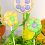 M&M's® Spring Flower Pops