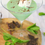 Mint Chocolate Martini