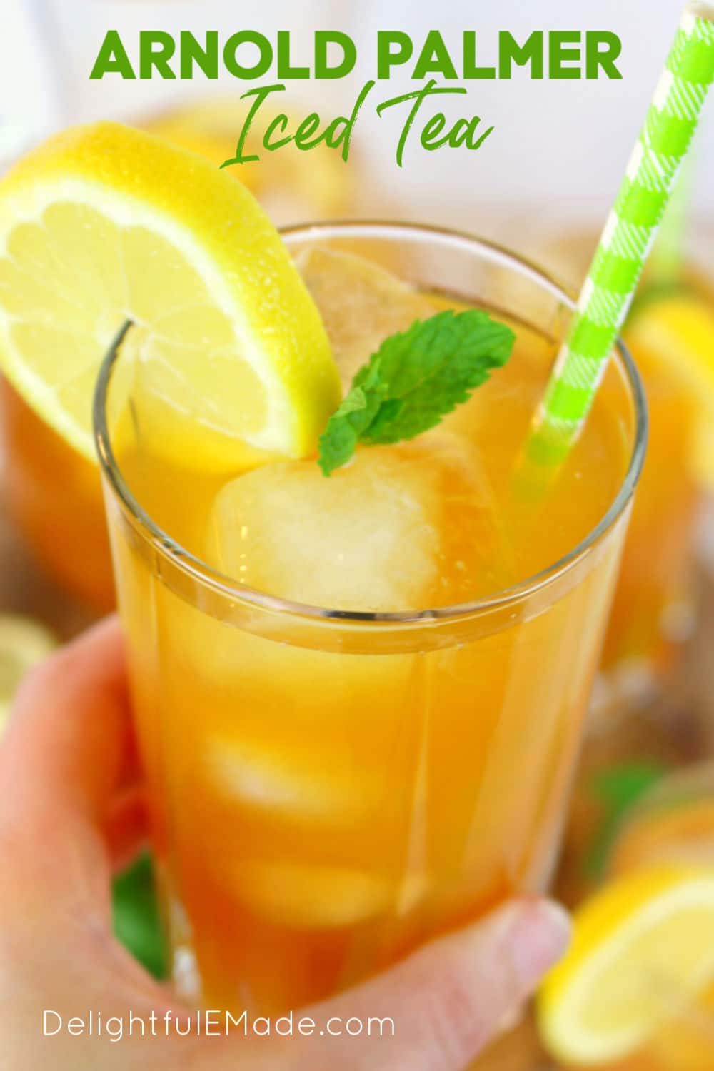 Arnold Palmer Iced Tea How To Make An Arnold Palmer Spiked Or Virgin