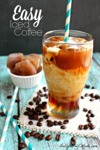 Easy Iced Coffee by Delightful E Made