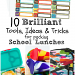 10 Brilliant Tools, Ideas & Tricks for Packing School Lunches