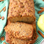 Cinnamon Apple Crumble Bread