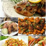 National Chicken Month – Easy Chicken Recipes for Busy Nights