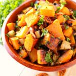 Roasted Butternut Squash Medley