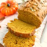 Better Than Starbucks Pumpkin Loaf