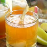 Whiskey Apple Cider Cocktail
