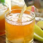 Whiskey Apple Cider Cocktail