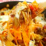 One Skillet Stove Top Lasagna
