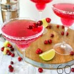 60 Amazing Holiday Cocktail Ideas