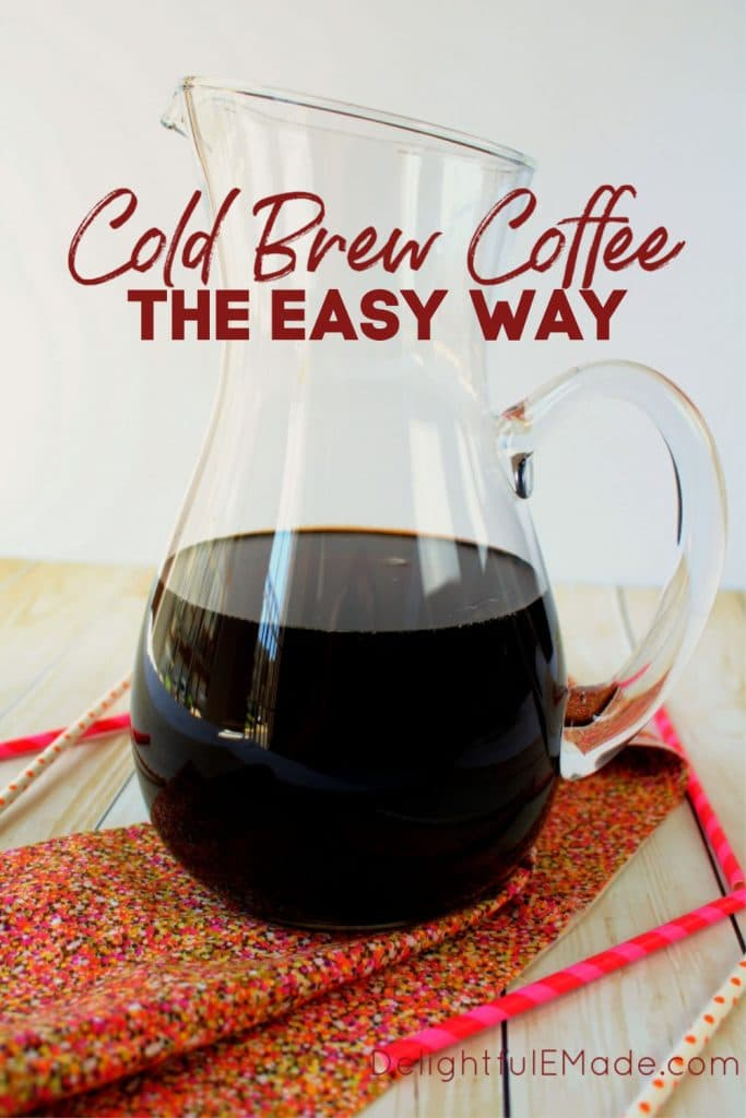 Making cold brew coffee at home just got a whole lot easier! With Dunkin' Donuts Cold Brew you can now make your favorite cold brew coffee right at home with just a few simple steps. The perfect way to enjoy your favorite iced coffee without leaving home!