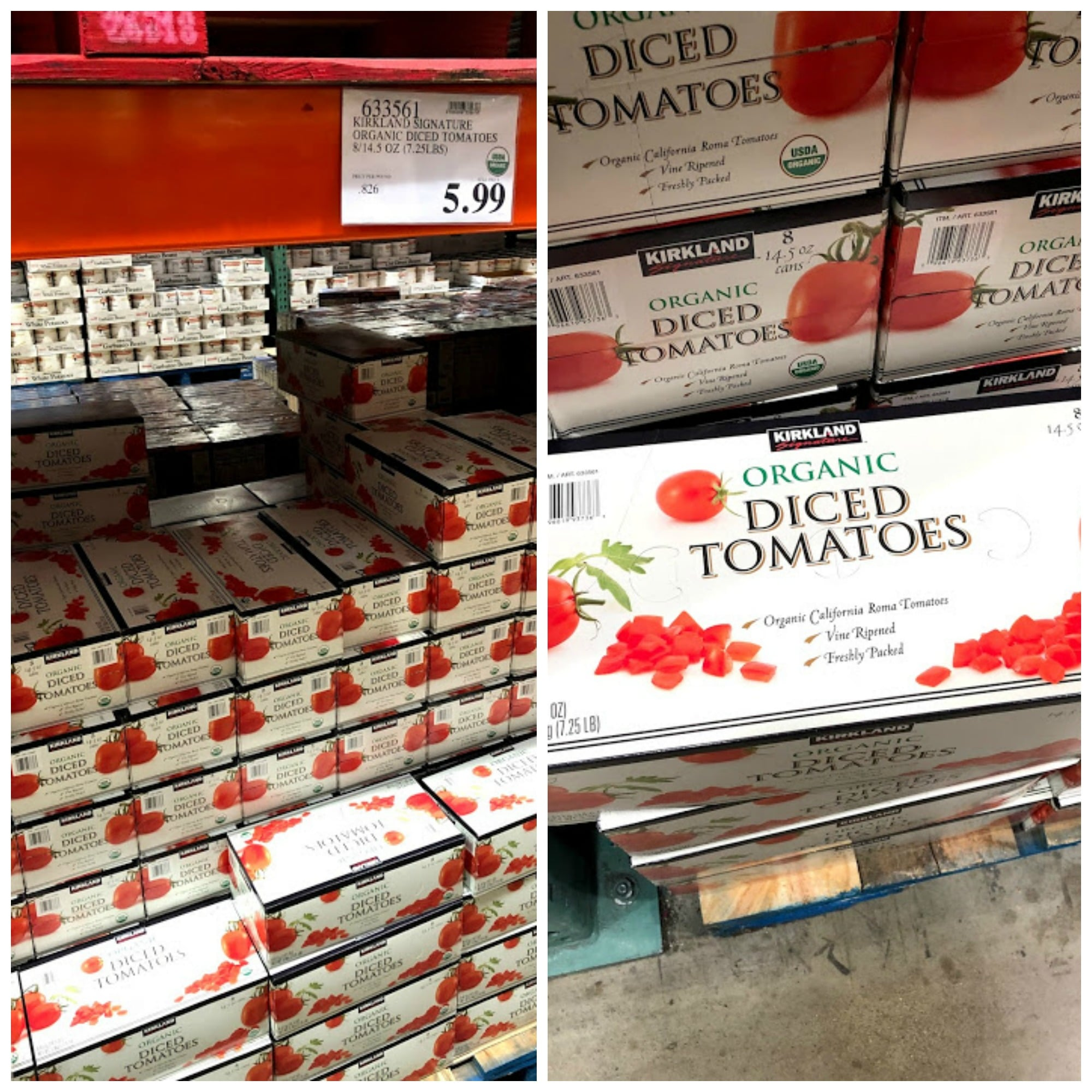 15 Things I buy at Costco for Quick and Healthy Meals - Delightful E