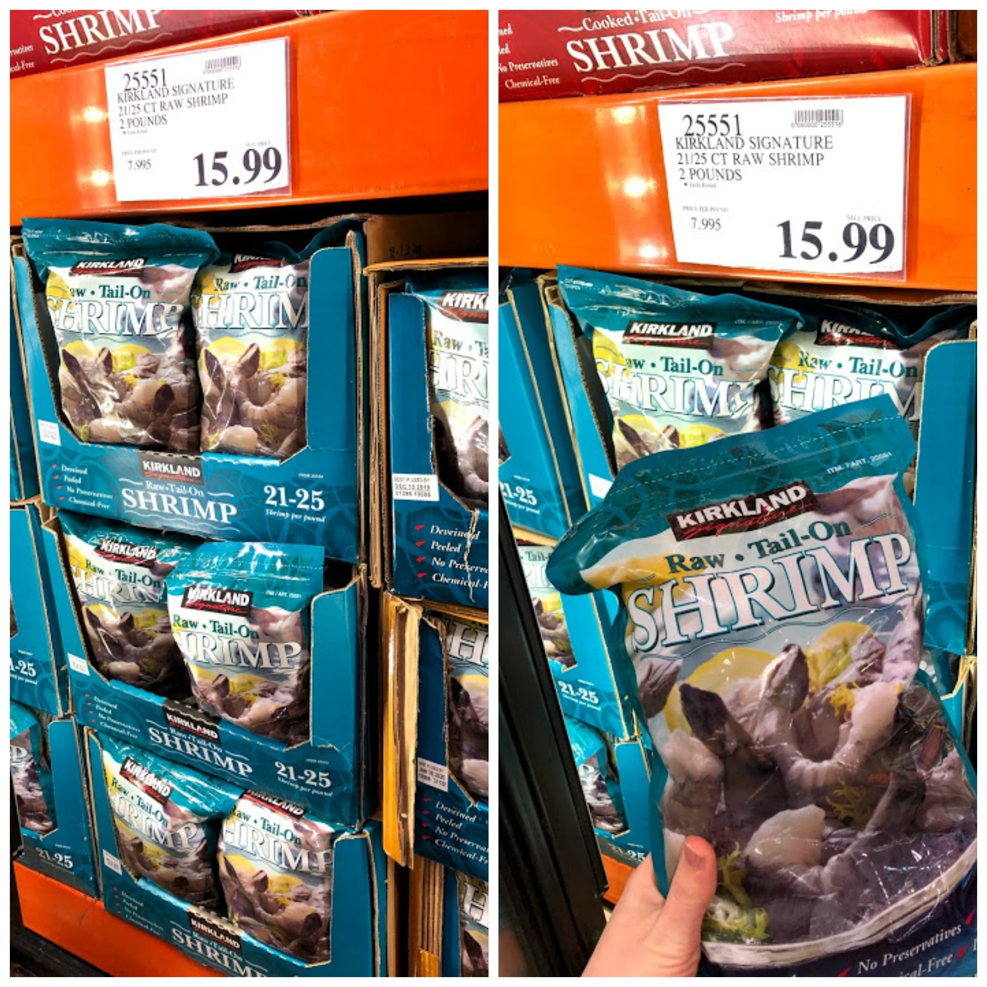 15 Things I buy at Costco for Quick and Healthy Meals