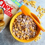 Peanut Butter Chex Party Mix