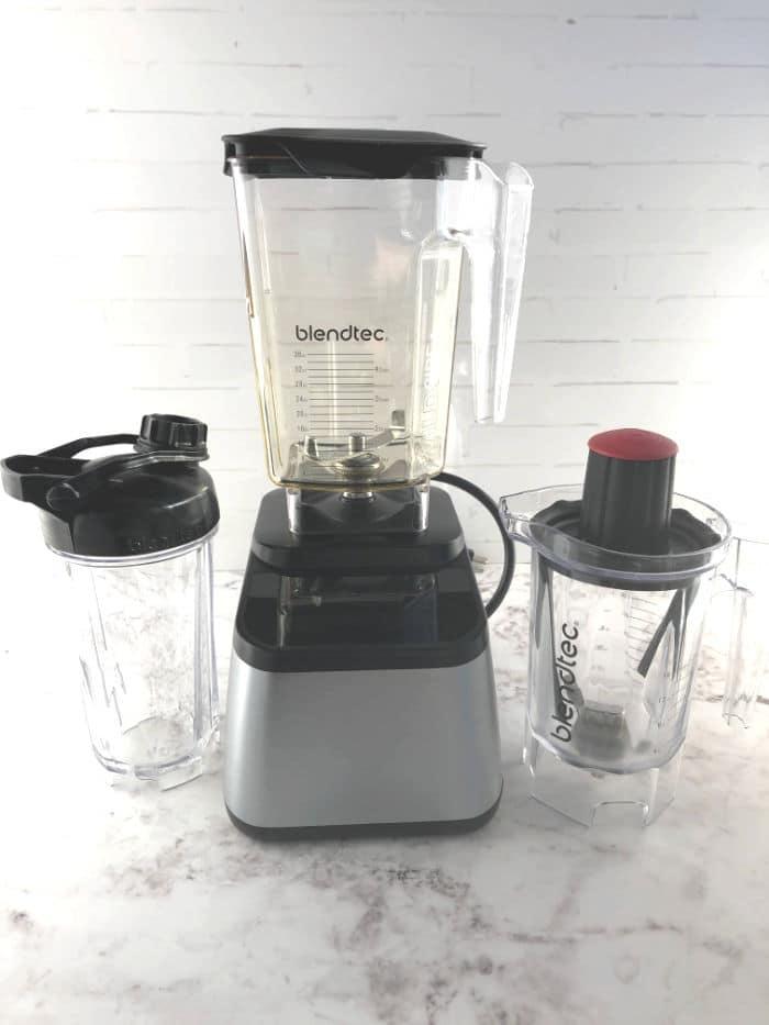 Favorite useful kitchen tools, blendtec designer series blender.