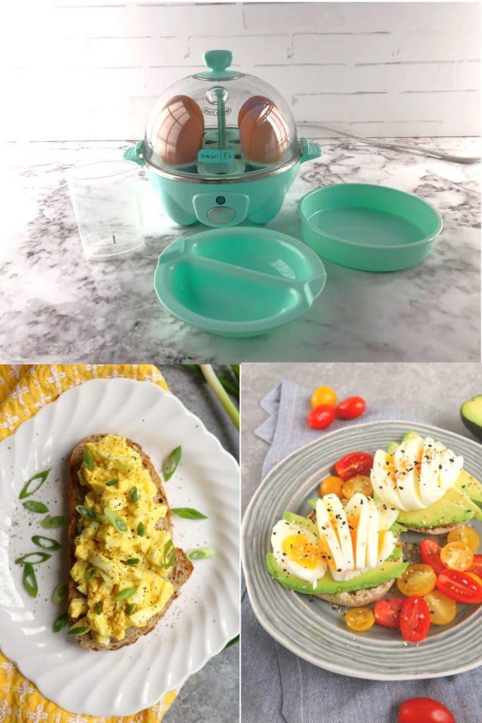 Favorite useful kitchen tools, Dash rapid egg cooker, steamer.