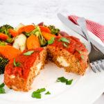 Mini Turkey Meatloaf – quick & easy Italian Meatloaf Recipe